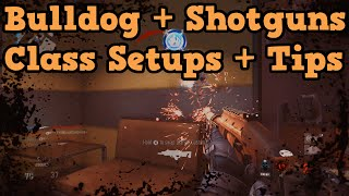 Advanced Warfare: Bulldog Class Setup & Shotgun Guide