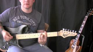 How To Play Just By Radiohead - Just Guitar Lesson