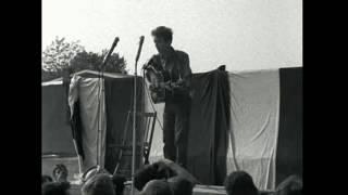 Bob Dylan - Who Killed Davey Moore? Live 1963 Newport Folk Festival