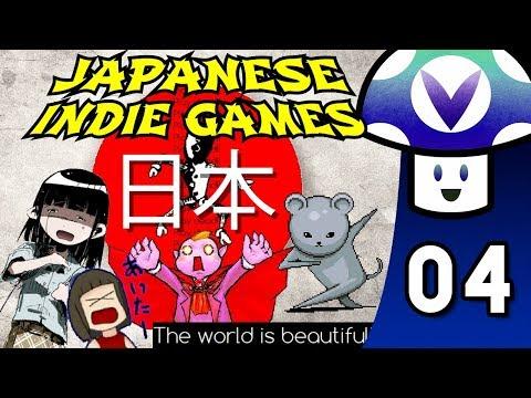 [Vinesauce] Vinny - Japanese Indie Games (part 4)