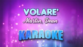 Martin, Dean - Volare' (Karaoke version with Lyrics)