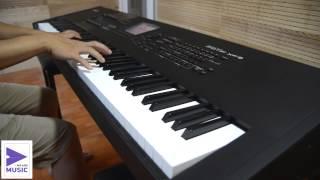 Piano cover Hà Nội mùa vắng những cơn mưa