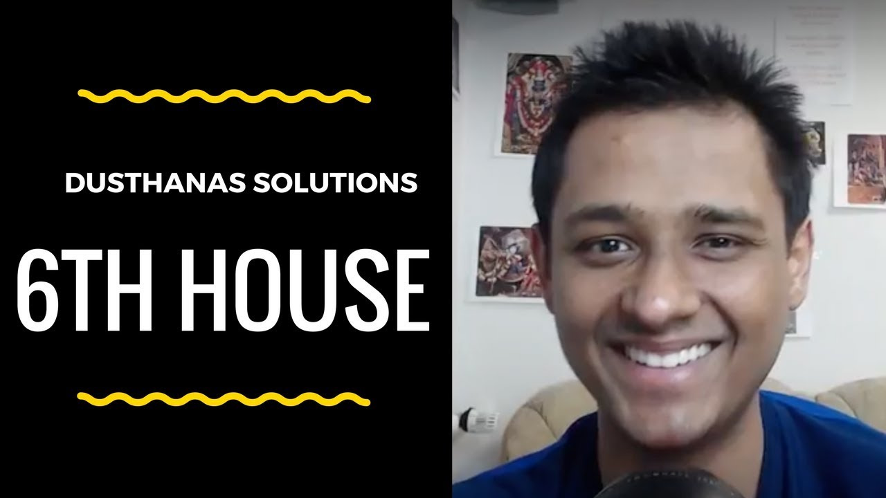 Solutions to Planets in Dusthanas (6th House) - OMG Astrology Secrets 61
