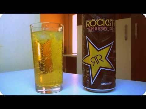 Energy Drink #1 Rockstar Energy Drink Original