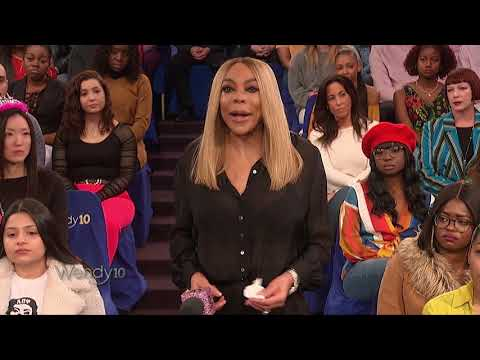 Courtney and KISS in the Morning - Wendy Williams Has Been Living In A Sober House