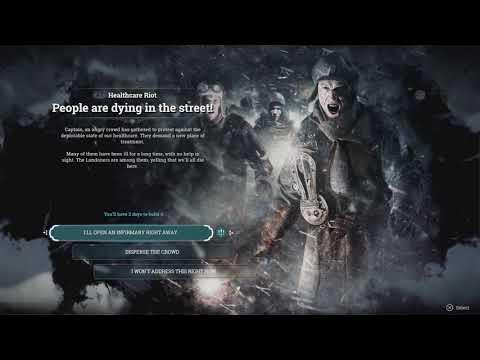 Frostpunk - GAME 1 - #08 |