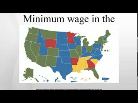 Minimum wage in the United States
