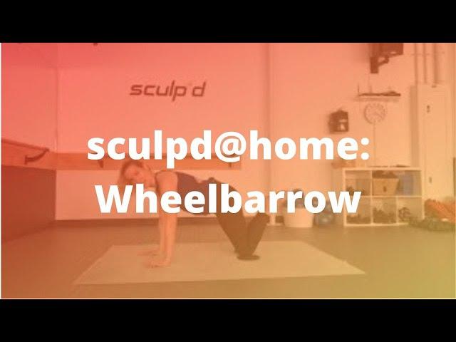 sculpd@home: Wheelbarrow