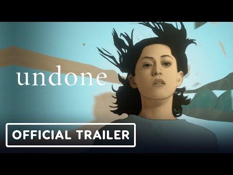 Amazon's Undone Teaser Trailer - Rosa Salazar, Bob Odinkirk