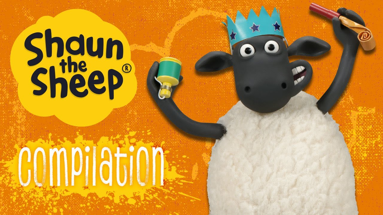 Download Party Episodes Compilation | Shaun the Sheep