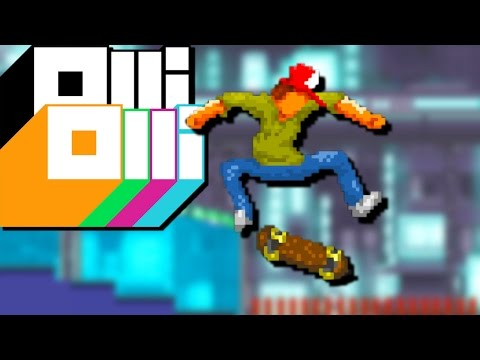 OlliOlli | ALL THE SICK TRICKS