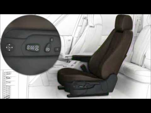 Range Rover Paramus >> How To Adjust the Range Rover Front Seat - YouTube