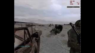 First Time In Arma 2