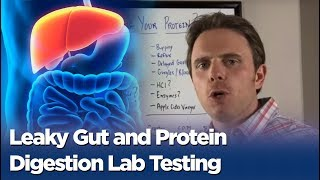 Leaky gut and protein digestion lab testing- heartburn and indigestion