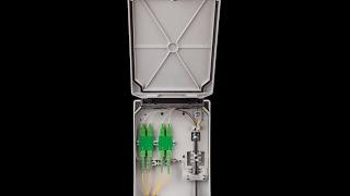 Nástěnný optický rozvaděč ORM 5 video