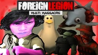 Foreign Legion: Mult Massacre - Slaughter Everything!! - Gameplay and Commentary