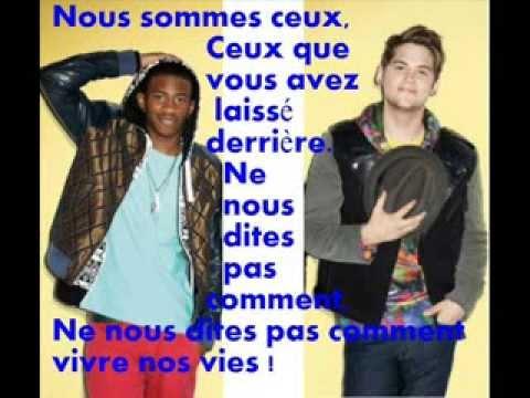 MKTO-Thank You (Traduction Française)
