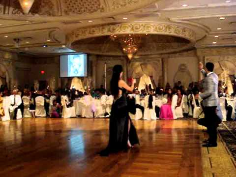 Persian Wedding Knife Dance