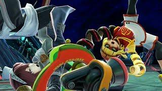 Super Smash Bros. Ultimate: Elite Smash: Carls493 (Min Min) Vs.  MAXenergy (Lucina) *2*