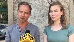 Matthias Koeberlin und Nora Waldstätten im VOL.AT-Interview