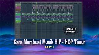 Cara Membuat Musik Hip-Hop Timur, Hanya dalam 5 menit + VST bawaan [ PART 1]