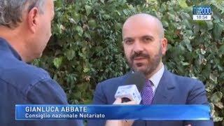 12/09/2019 - TG TV 2000 - Giornata internazionale del lascito solidale