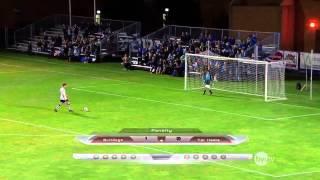 Вратарь отбил все 5 пенальти собственным лицом, Funny penalties