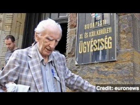 98-Year-Old Man Charged with Nazi War Crimes