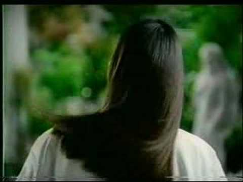 Jennifer Connelly in Lux shampoo commercial