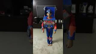 Transformer electronic gadget fancy dress competition
