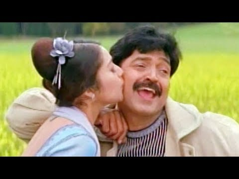 Maa Annayya Movie Songs - Kadile Andala Nadhi - Rajasekhar, Meena - Full HD