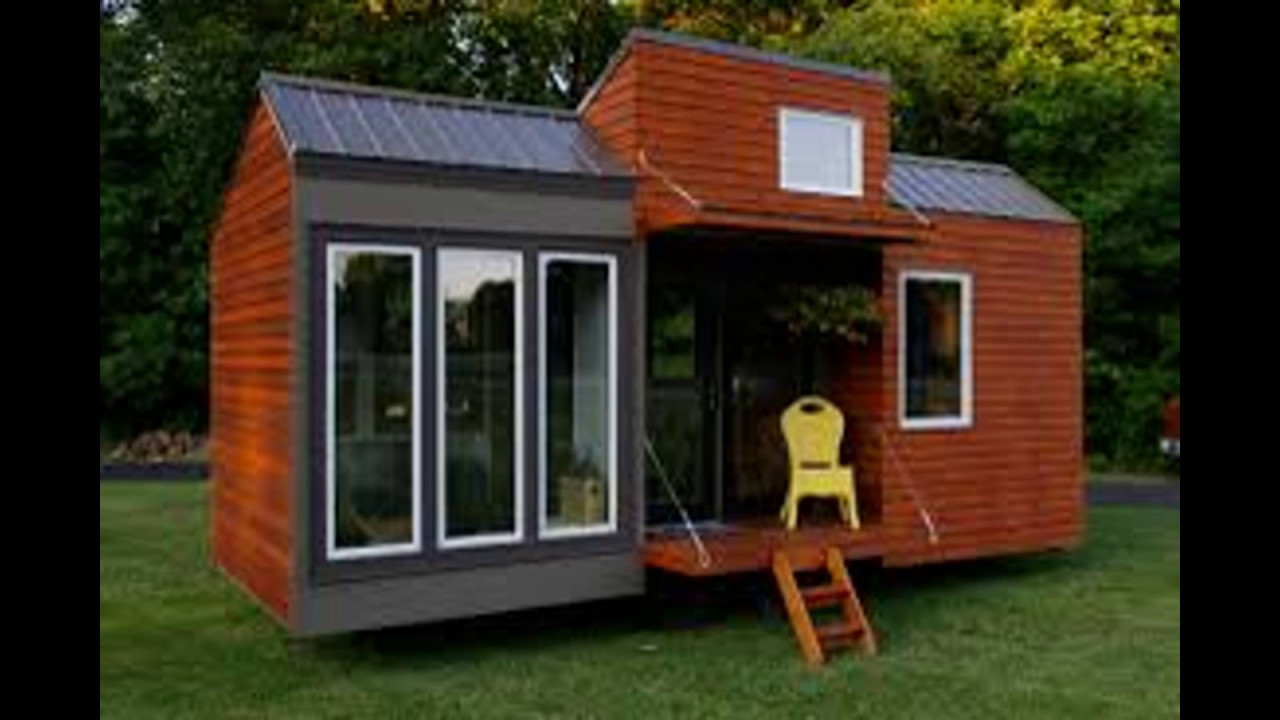 Building A Tiny House Cheap Easy Plans Youtube