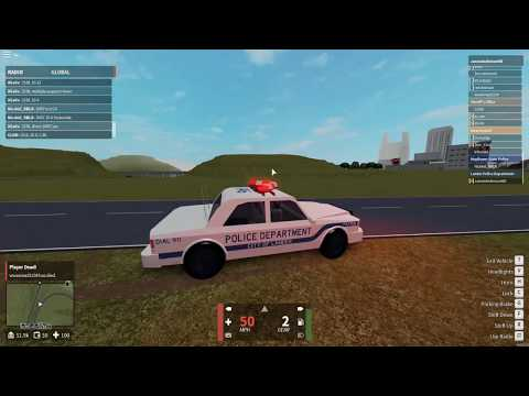 ROBLOX | State Of Mayflower | Lander Police Department | Very special NEW YEAR PATROL!!
