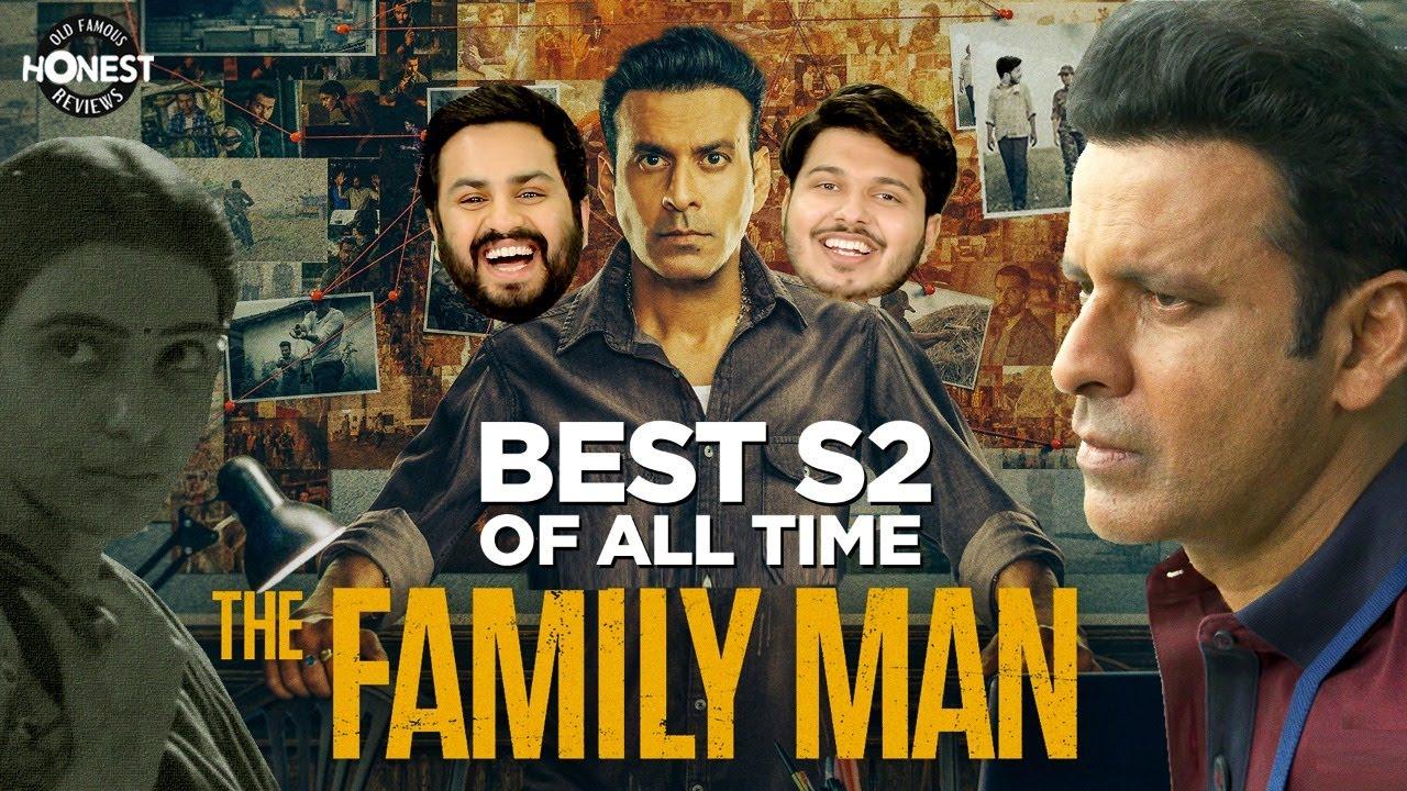 Honest Review: The Family Man Season 2 | Manoj Bajpayee, Samantha Akkineni | Zain & Shubham | MensXP