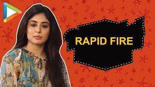 Kritika Kamra's SUPERHIT Rapid Fire on Ranveer Singh, Shah Rukh Khan, Salman Khan and much more!