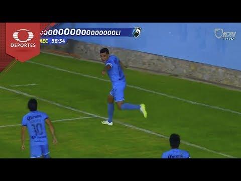 Madero victorioso | Tampico 3 - 1 Necaxa | Copa Mx J-4 | Televisa Deportes