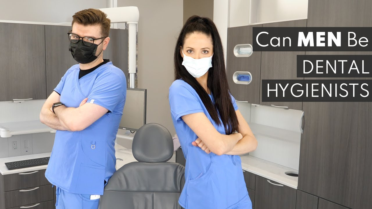 Can Men Be Dental Hygienists?