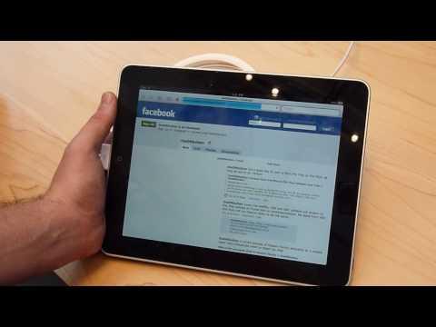 Apple iPad Review HD