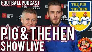 De Gea Signs Contract + Norwich Beat City + Arsenal Bottle it | Premier League Pig & The Hen