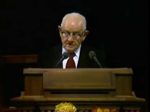 Dios no será burlado - Spencer W. Kimball