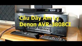Chia Sẻ Cách Câu Dây Âm Ly  DENON  5.1 / 7.1 / 9.1 Để Xem Phim Surround Sound... Video # 49