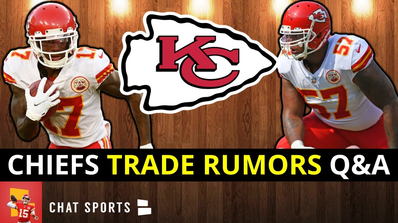 Chiefs News: If available, the Chiefs should look into trading for ...