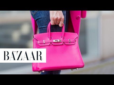 The History of the Hermes Birkin Bag | Harper