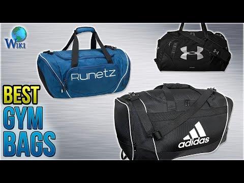 10 Best Gym Bags 2018