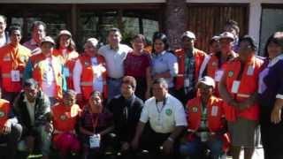 Encuentro interinstitucional para el intercambio de experiencias en gestión de riesgo a desastres