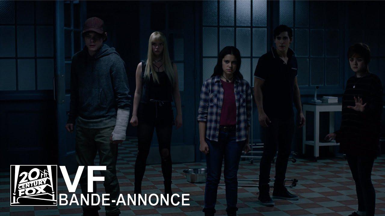 Les nouveaux mutants | bande-annonce 1 [HD] | 20th Century FOX