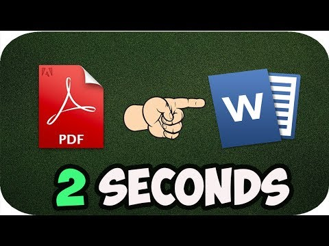 how-to-convert-pdf-to-word-in-2-seconds(offline)