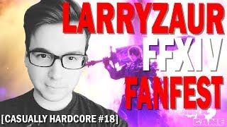 Larryzaur on FFXIV Shadowbringers Tokyo FanFest and Stadia | Casually Hardcore Episode 18
