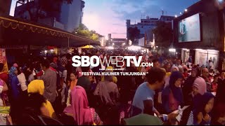Suroboyo Kota Kuliner - Bubur Madura & Dawet Festival Kuliner Surabaya