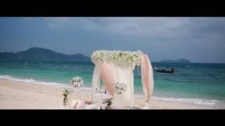 Свадьба в Тайланде, Пхукет | Иван и Елена | Art Wedding Phuket